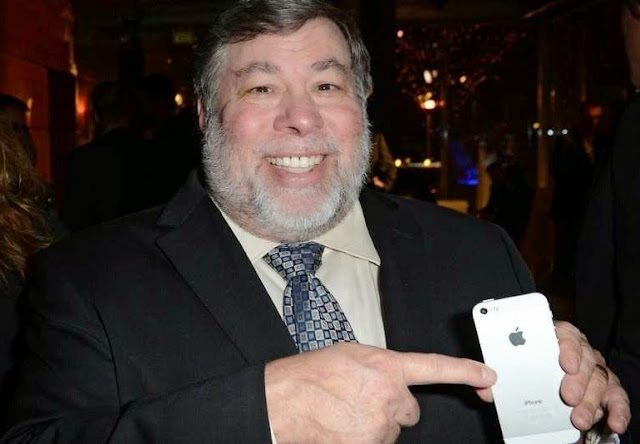 Steve Wozniak pendiri Apple