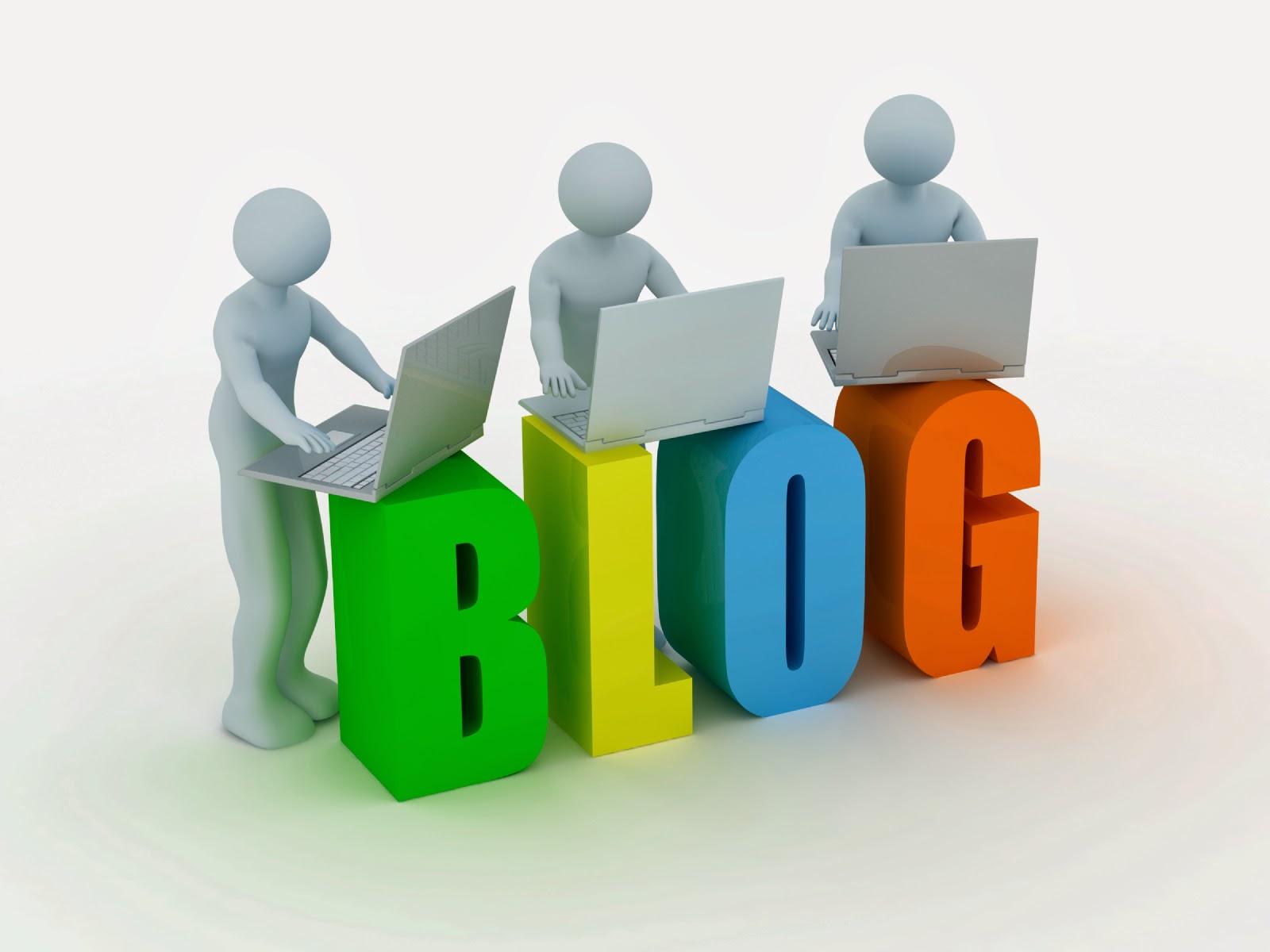 cara untuk mebuat blog baru