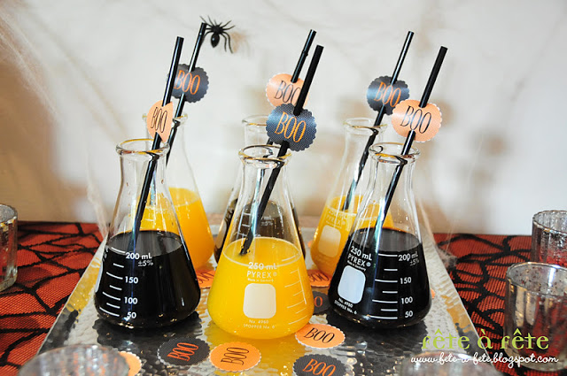 Beaker Beverages by Fete a Fete