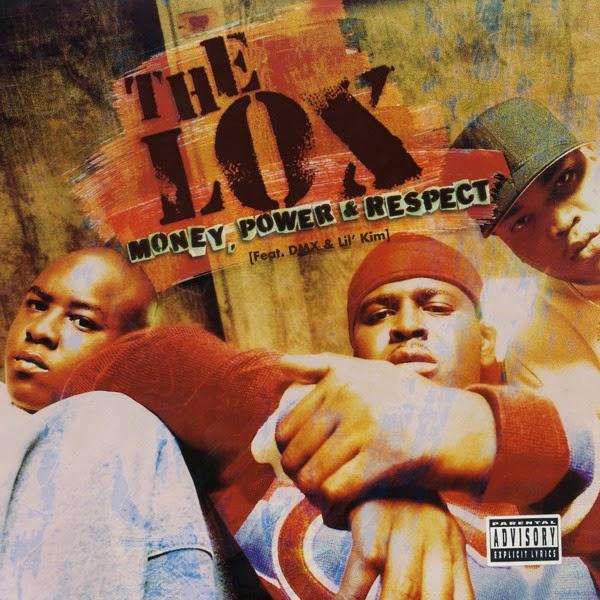 The Lox - Money, Power & Respect (Mixes) - EP Cover