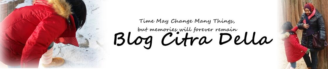 Blog Citra Della