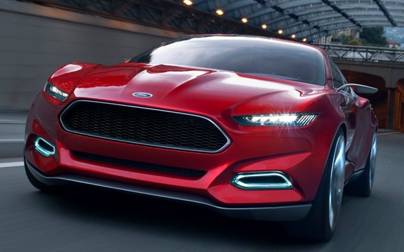 2015 Ford Mustang GT Coupe Design Concept: A Look Into the Future