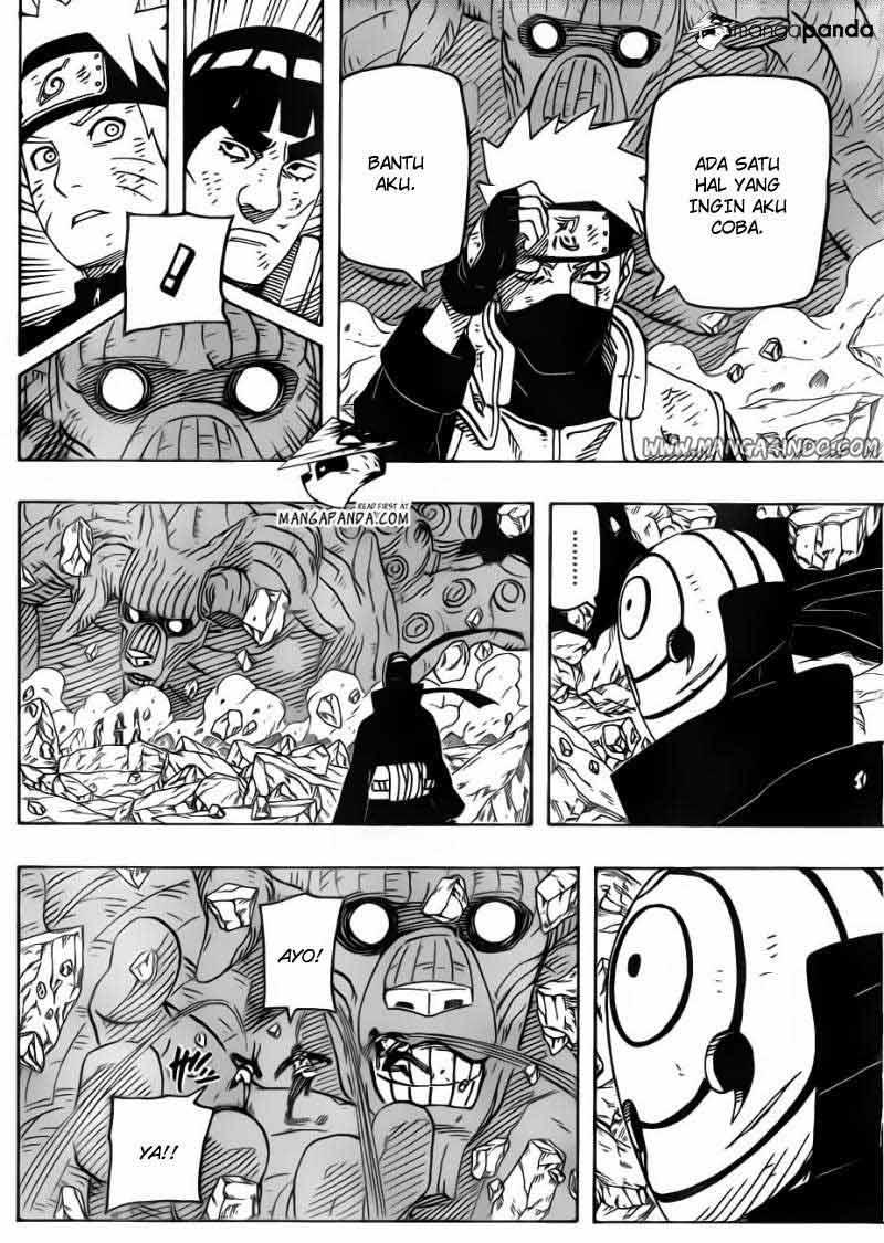 Baca Manga Komik Naruto Chapter Bahasa Indonesia