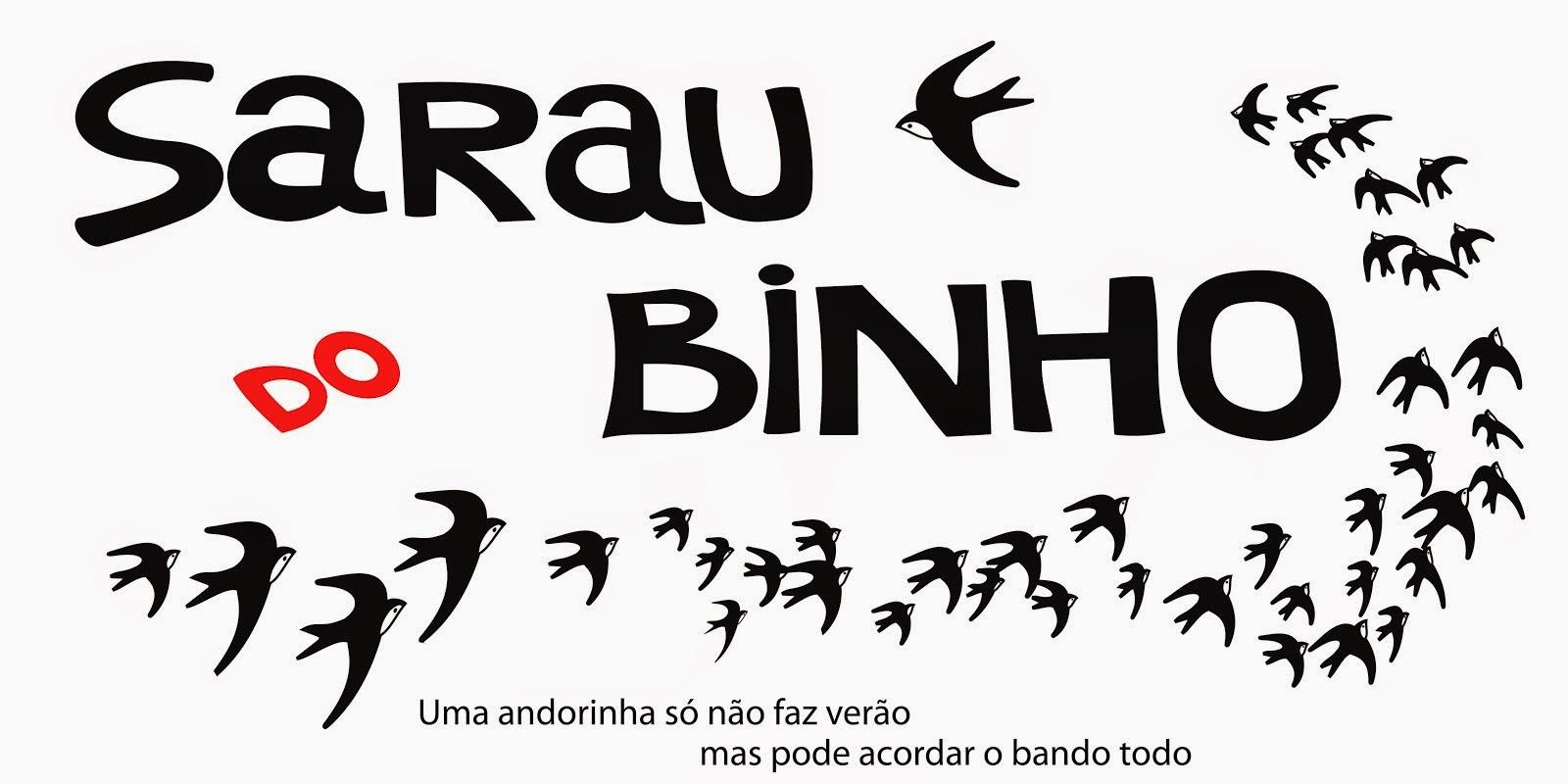 SARAU DO BINHO - PROGRAMA RUMOS- ITAÚ CULTURAL