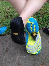Kids Vibram Five Finger Shoes