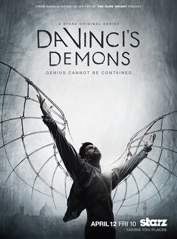 Da Vinci's Demons Español Latino 720p HD Serie