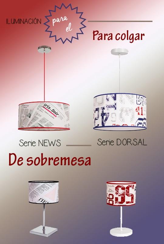Especial san valentín: lámparas para ellos. ~ electricidad gomez