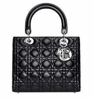 Christian Dior Lady Dior Fashion Designer Handbag