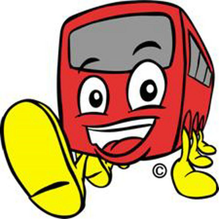 balmoral travelwise balmoral school walking school bus map rh balmoraltw blogspot com Student Walking Clip Art School Bus Stop Clip Art