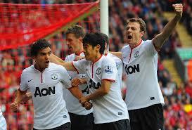 Mnachester United, Rafael gol