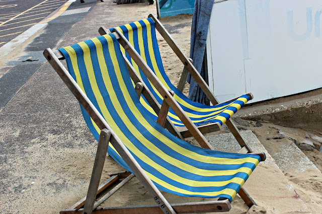 bournemouth deck chair
