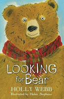 http://www.thebookbag.co.uk/reviews/index.php?title=Looking_for_Bear_by_Holly_Webb