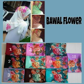 Bawal Flower