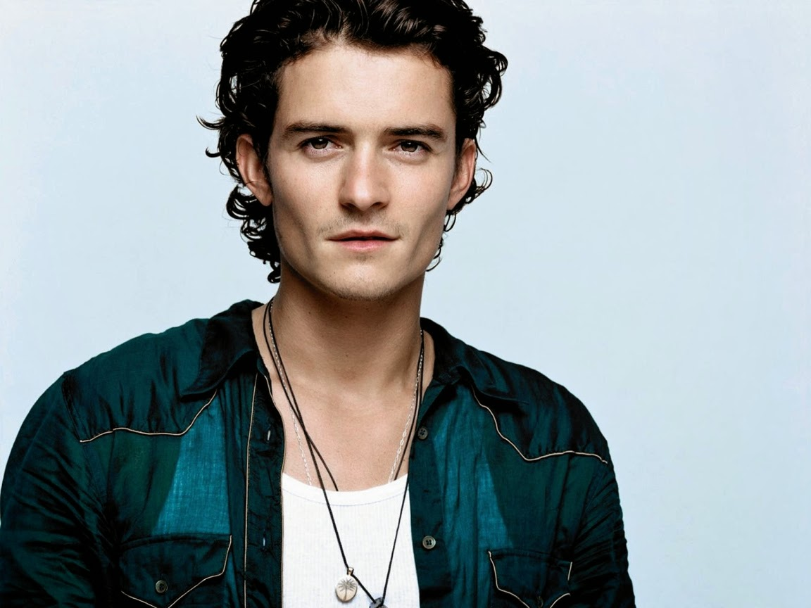 Orlando Bloom HD Wallpaper