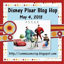 Disney Pixar Blog Hop