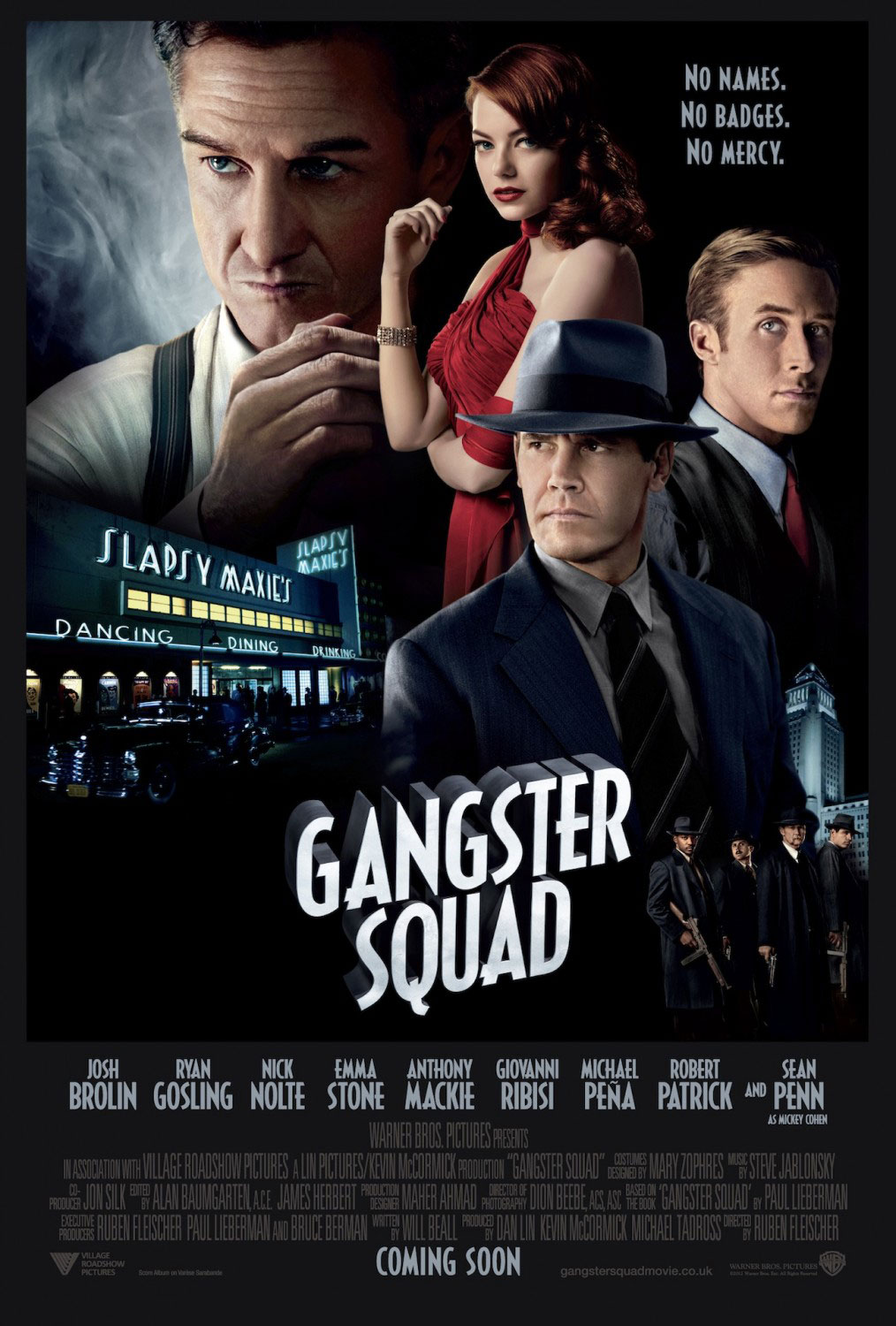 Gangster Suqad (2013)