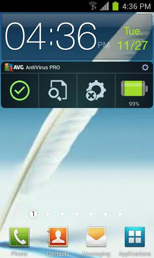 Descargar AVG Mobile AntiVirus Security PRO v3.1 .apk