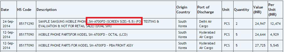 Samsung Galaxy A7 SM-A700 Dual SIM | Tizen Murah Pertama!