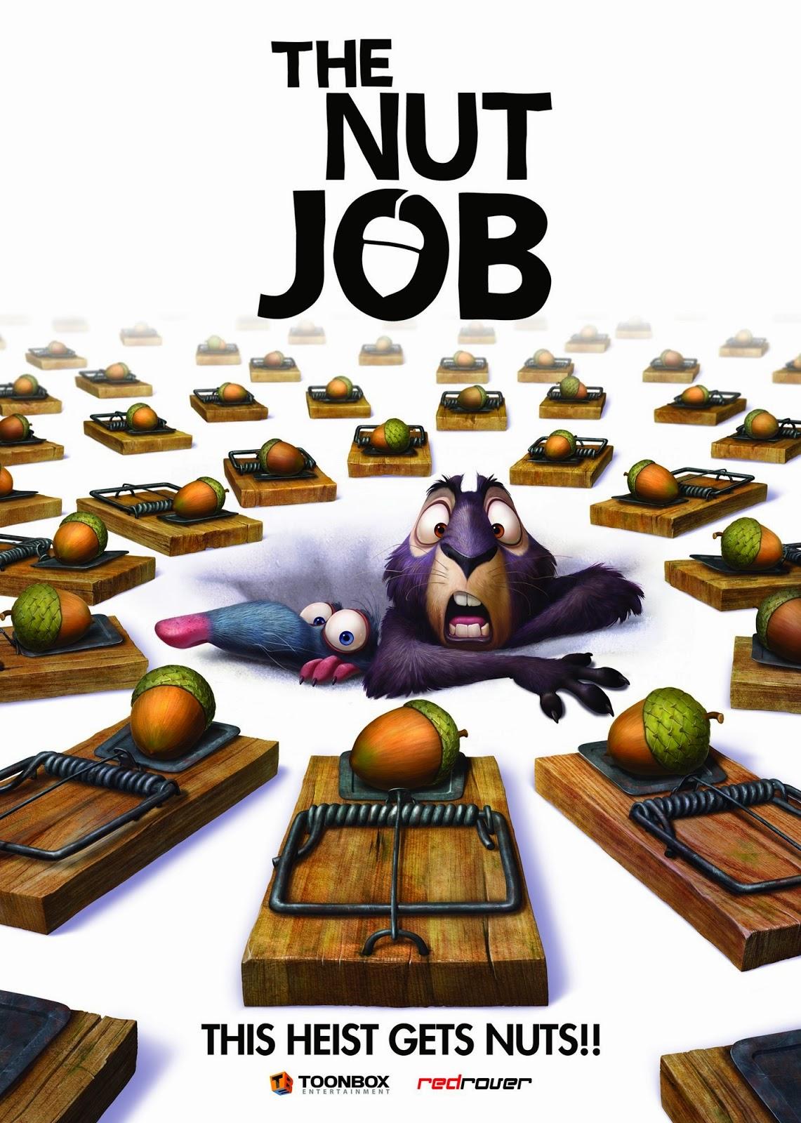 Download The Nut Job (2014) 720p HDRip