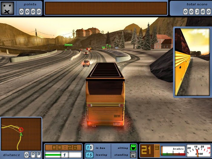 Bus Driver Simulator Full Version Terbaru