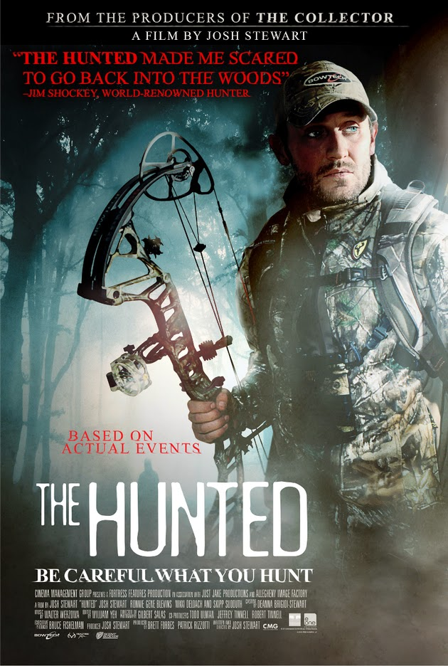 The Hunted 2013 tainies online oipeirates