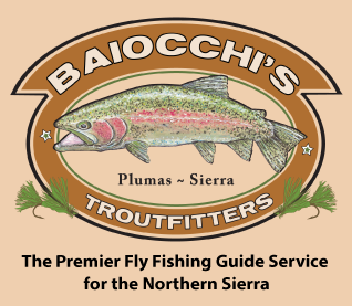 Fly Fish Plumas County and the Northern Sierra