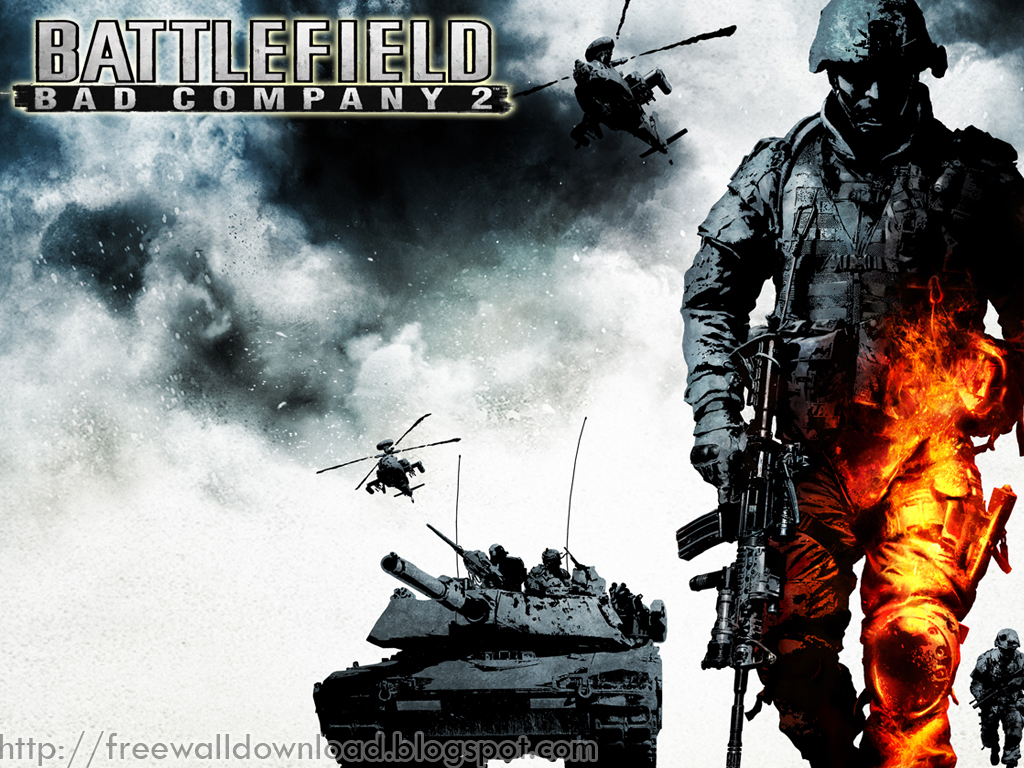 Battlefield bad company wallpaper - photo#19
