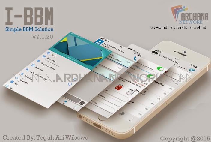 UPDATE i-BBM V2.7.0.23 Simple BBM Solution