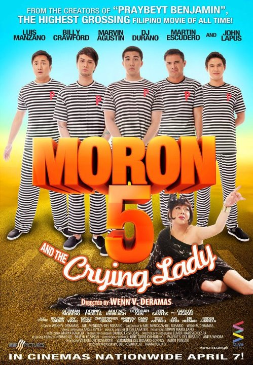 Moron 5 and the Crying Lady Movie