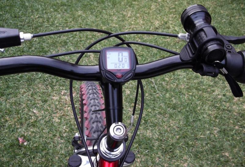 Venta de cuentakilómetros para bicicletas en Zaragoza