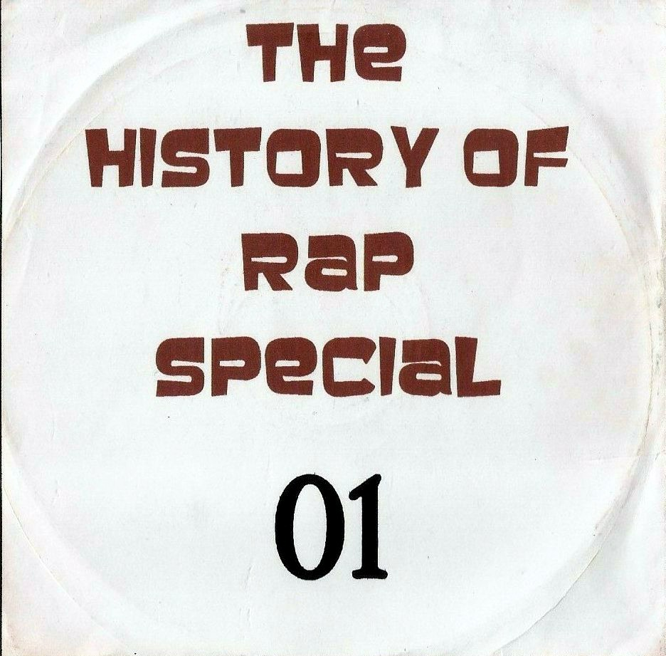 THE HISTORY RAP SPECIAL 01 - RARIDADE