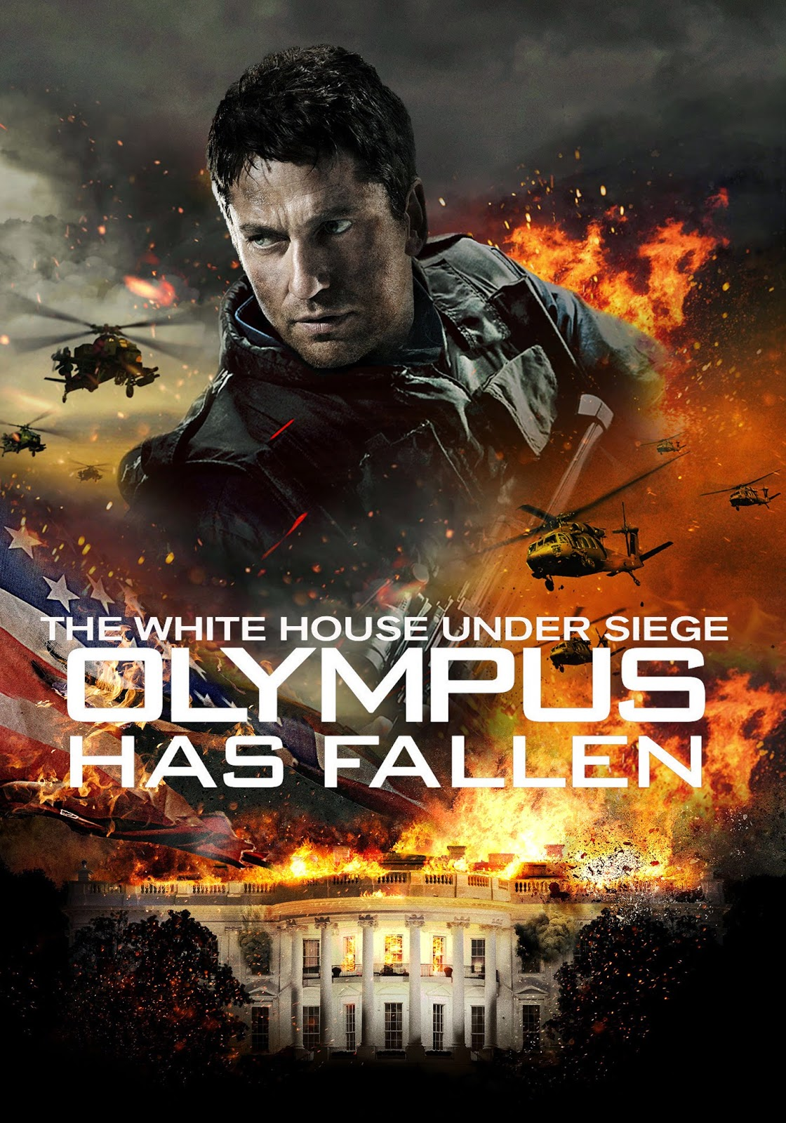Kod Adı: Olympus – Olympus Has Fallen Full Torrent İndir