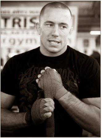 Georges St Pierre MMA Workout and Diet