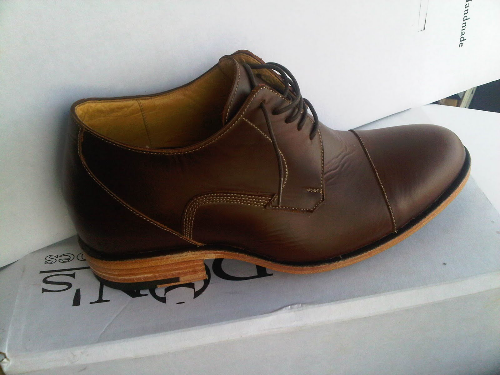 The Belvadere Shoe From Dons Best Elevator Shoes