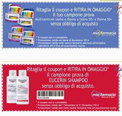 Multicentrum eucerin shampoo
