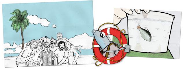 Viñetas del cómic de divulgación científica, Expedición Malaspina CSIC