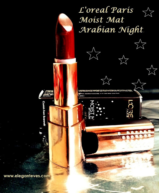 loreal paris arabian night india review