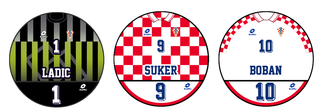 Eurocopa Inglaterra 96 Croacia