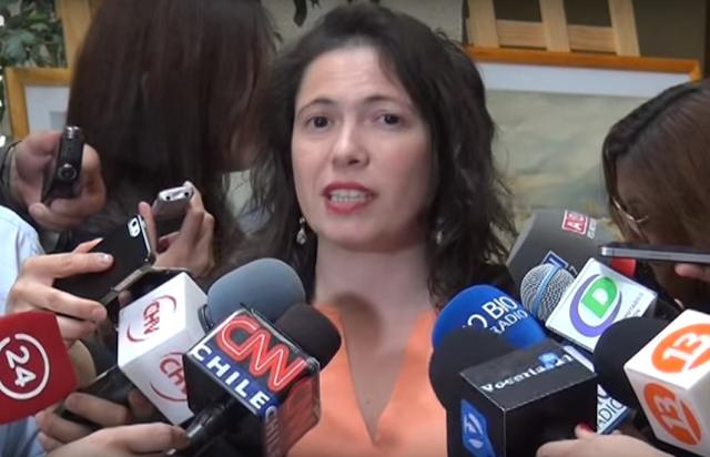 [VIDEO] Declaraciones presidenta Colegio de Periodistas por difusión de mensajes de diputado Guillermo Ceroni