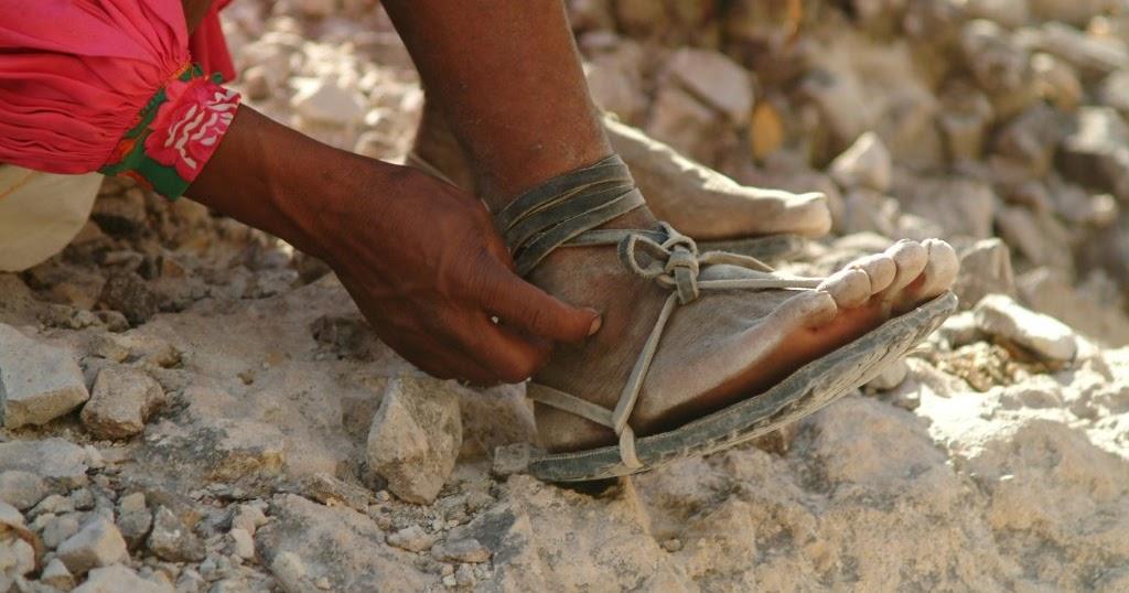 barefoot  arizona introduction  huaraches