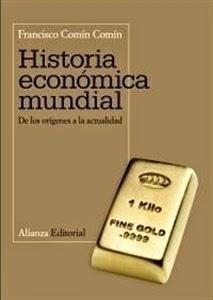 Librería Cilsa: Historia Económica Mundial. Manuales Económicas y Empresariales.