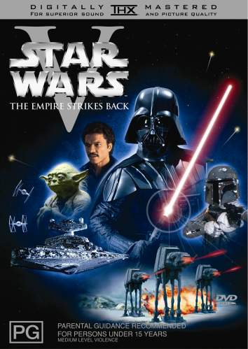 Star wars: episode v : the empire strikes back สตาร์