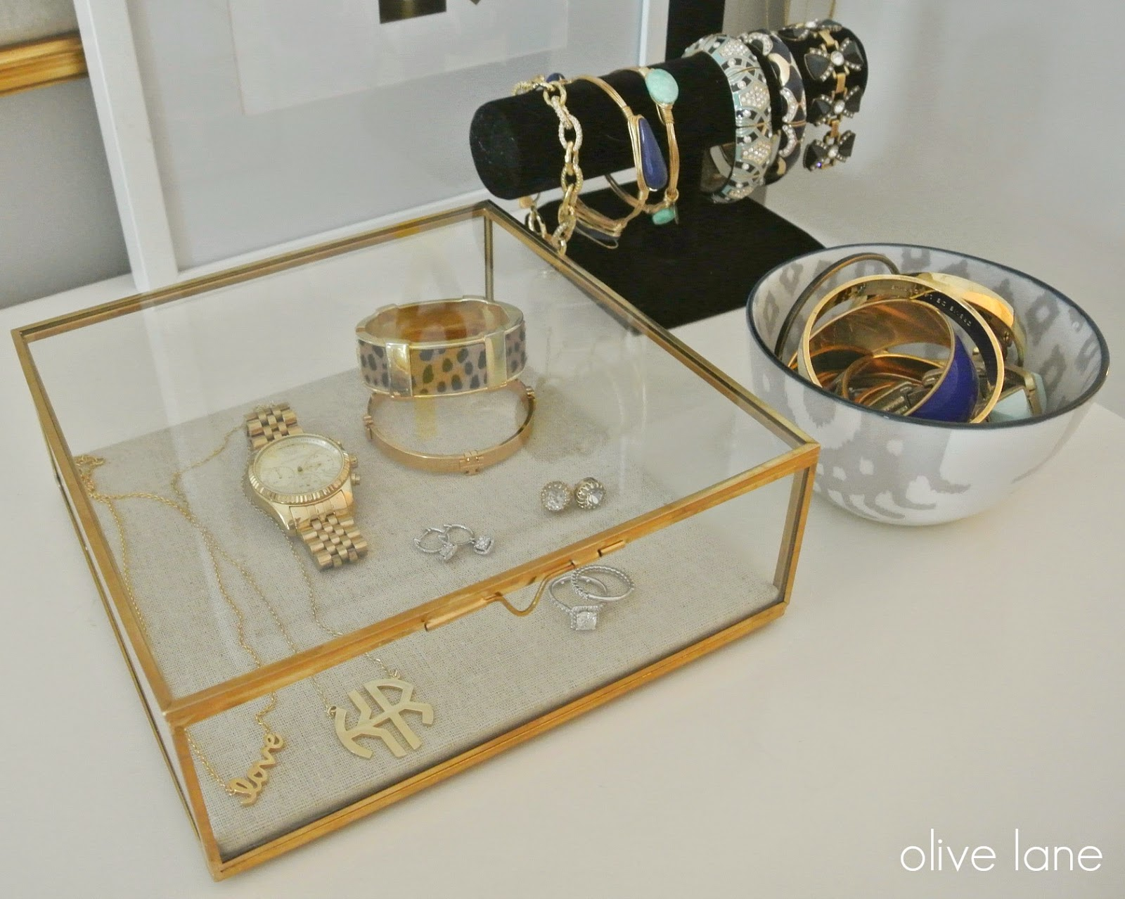 Olive Lane Organized Jewelry