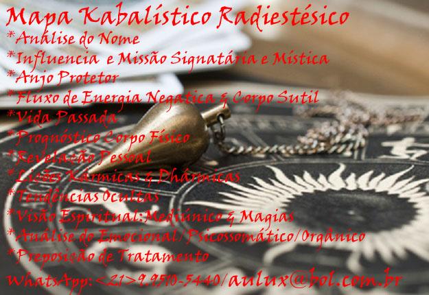 """""""Radiestesia-Seriedade Absoluta"""""""