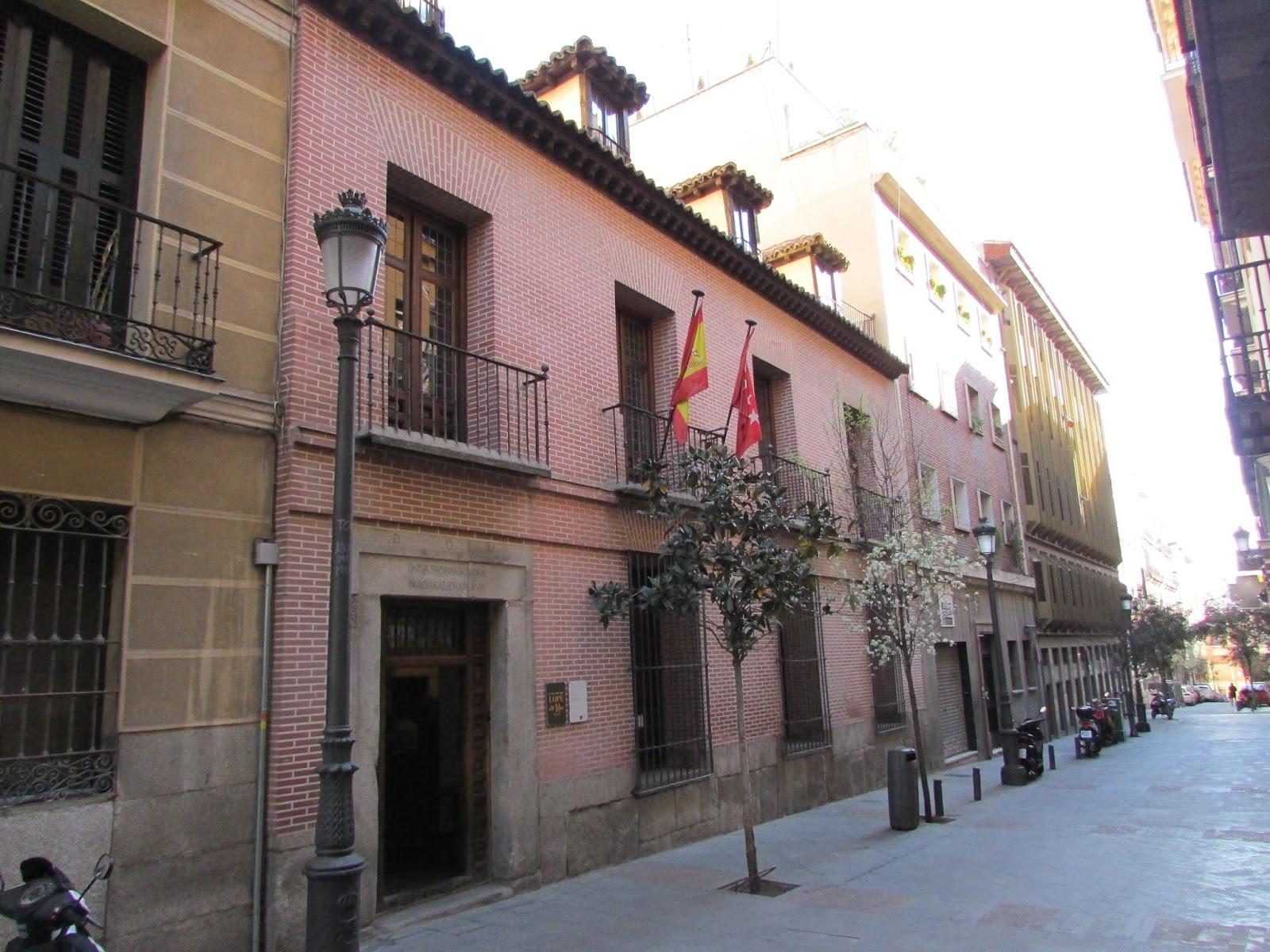 Casa museo de lope de vega en madrid alm ciga de olvidos - Casa vega madrid ...