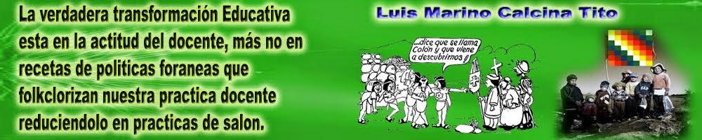 LUIS  MARINO  CALCINA  TITO