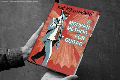 Kurt Rosenwinkel guitar method book