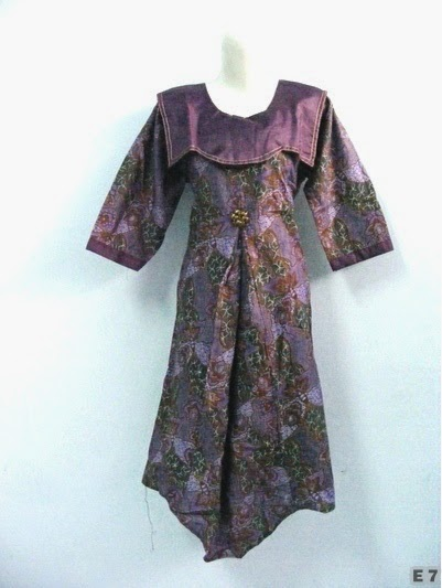 Dress Batik Pekalongan Murah