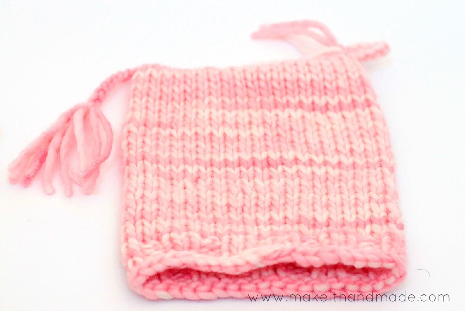 Newborn Pixie Hat Knitting Pattern : Make It Handmade: The Pixy Newborn Hat -- Free Pattern!