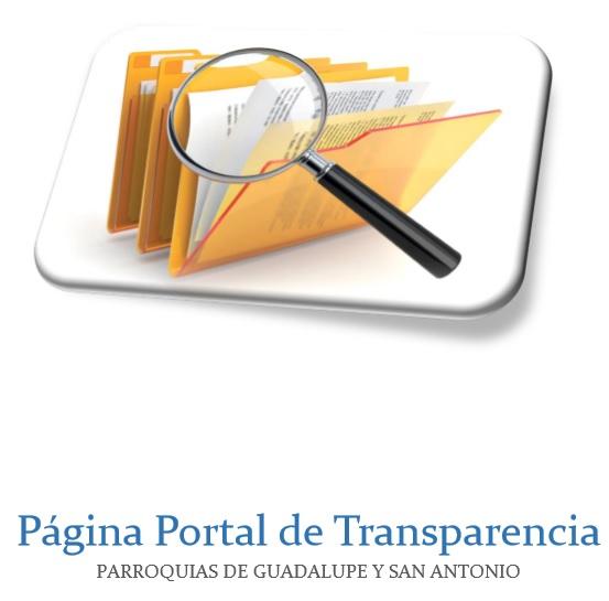 Parroquias Transparentes